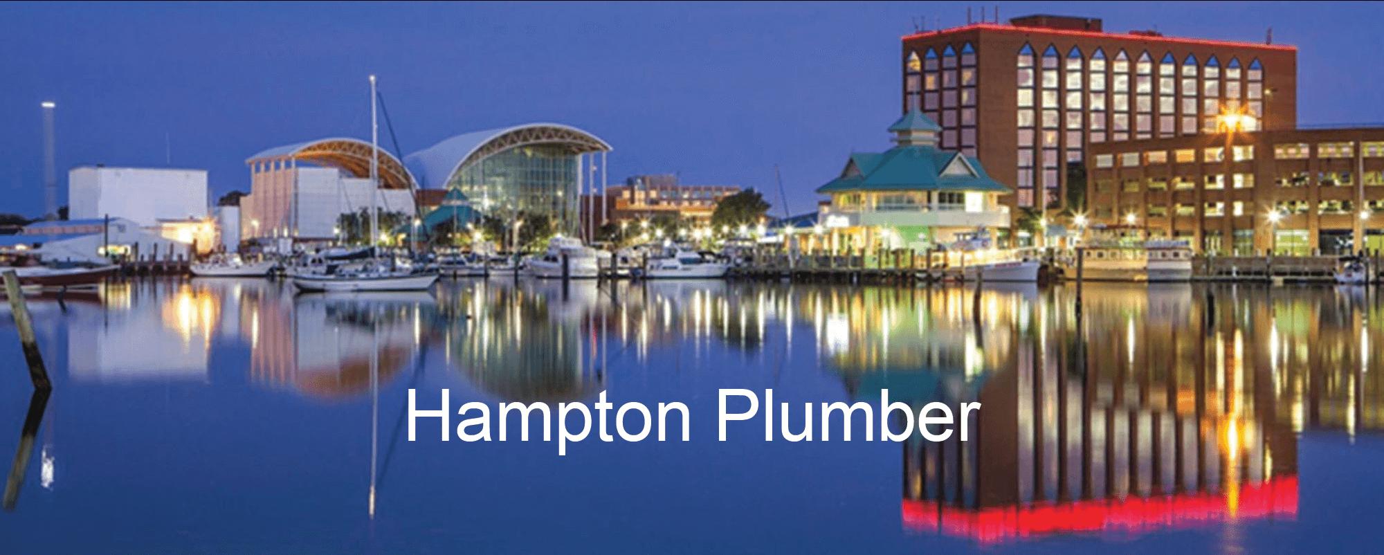 Hampton VA Plumber