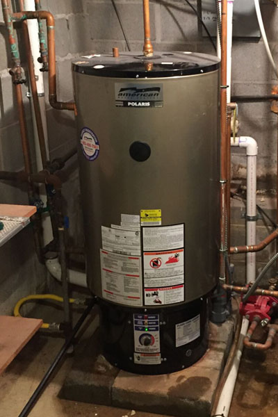 Hot Water Heater Repair and Installation Service by Newmans Plumbing Portsmouth